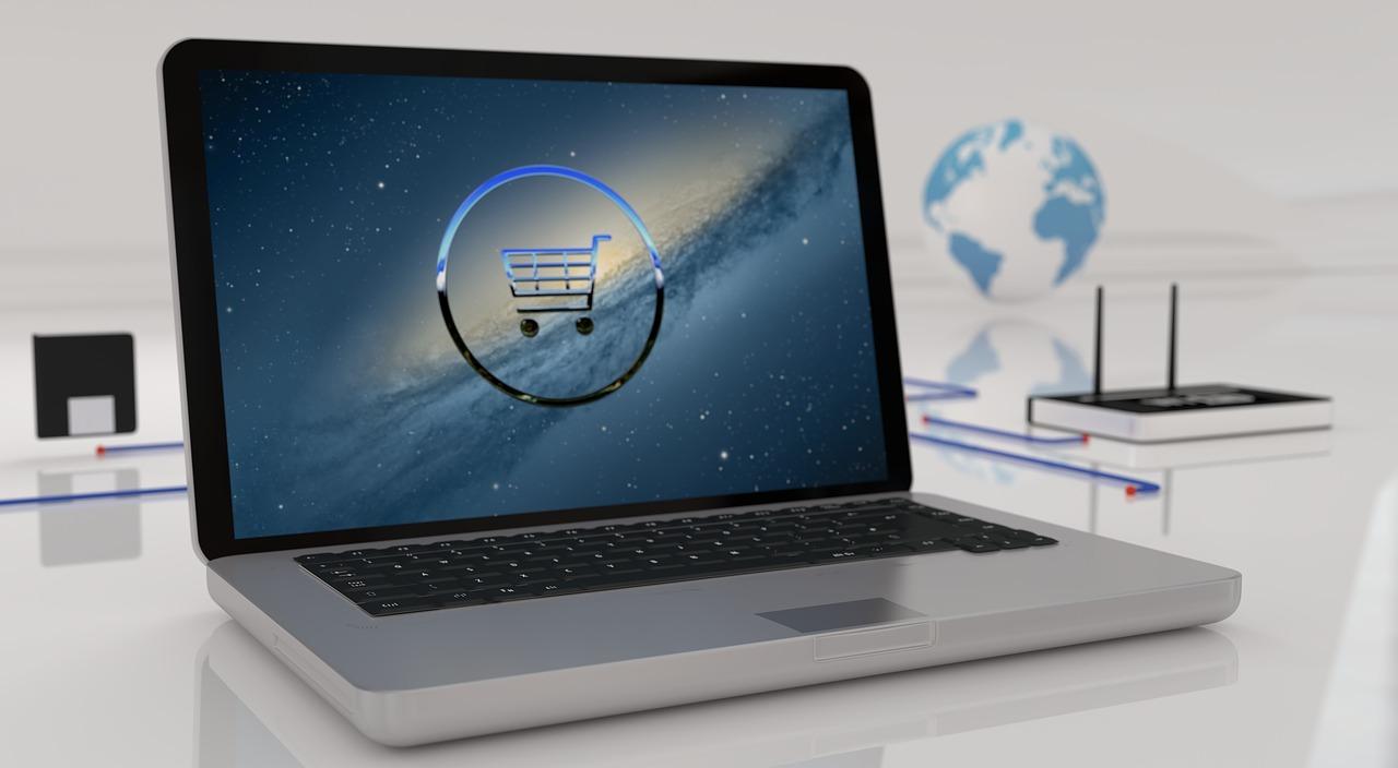 e-commerce shopping